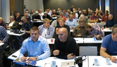 65 personer var tilstede på seminaret